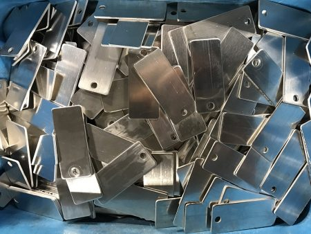 Aluminum tags